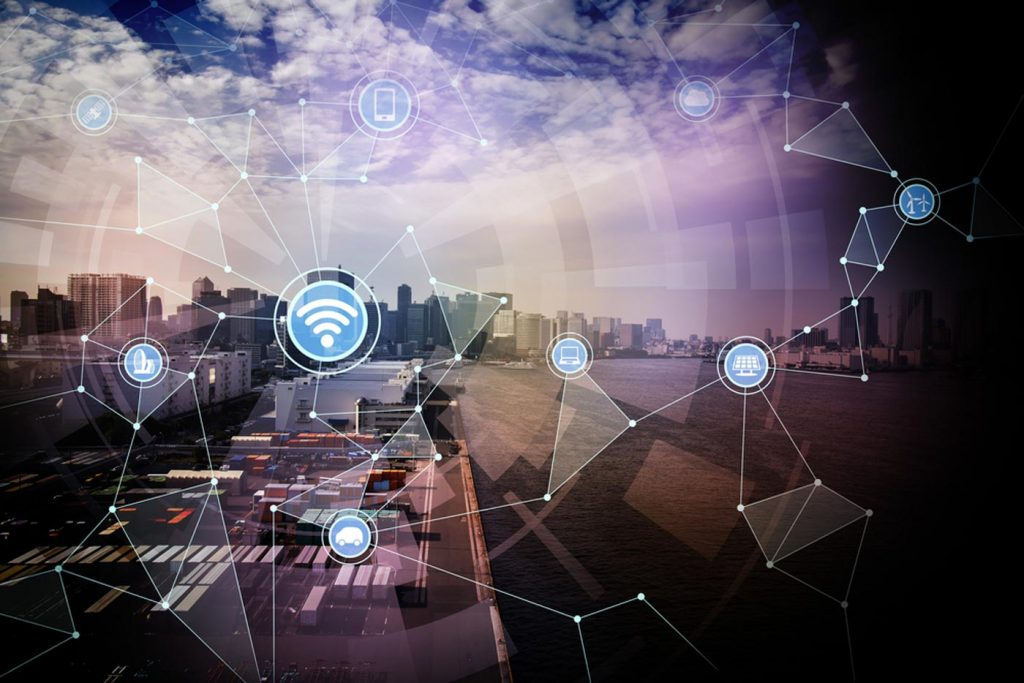 iot connected world software